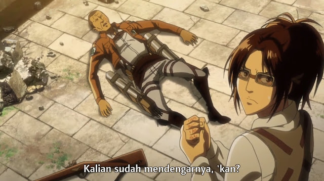 Shingeki no Kyojin Season 3 Episode 04 Subtitle Indonesia