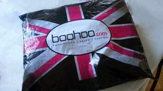 Commande Boohoo.com