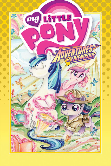 MLP: AiF Volume 5 Cover