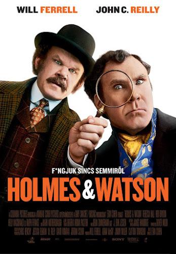 Holmes & Watson (BRRip 720p Dual Latino / Ingles) (2018)