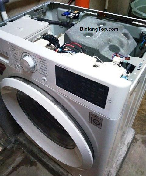 Repair sendiri mesin cuci