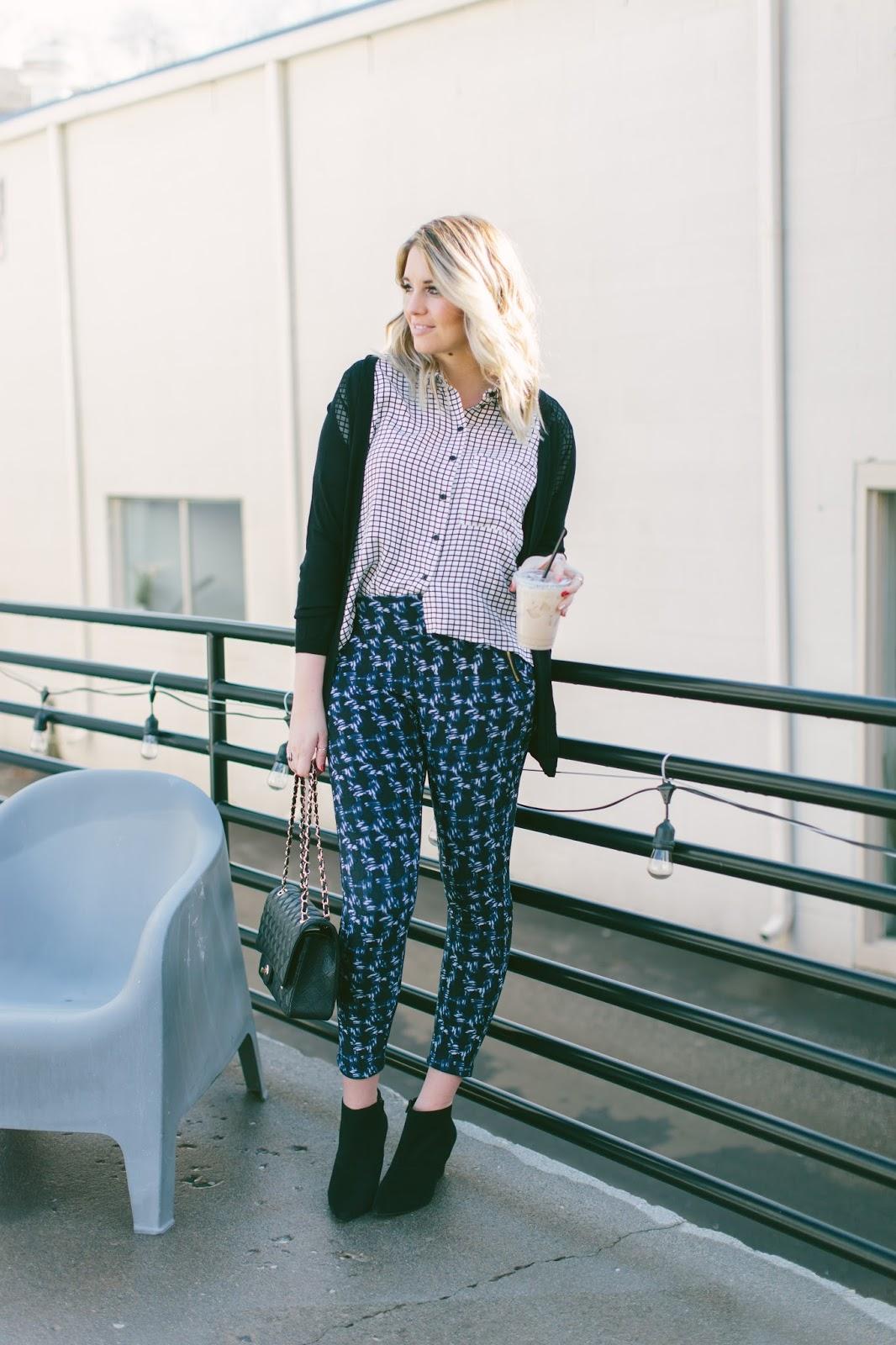 Mixing Prints, BAGINC, Utah Fashion Blogger