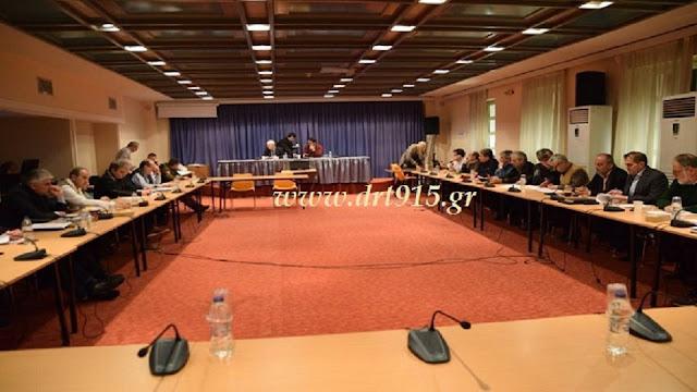 Κρίσιμη συνεδρίαση του ΦοΔΣΑ Πελοποννήσου τη Δευτέρα