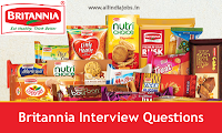 Britannia Industries Interview Questions