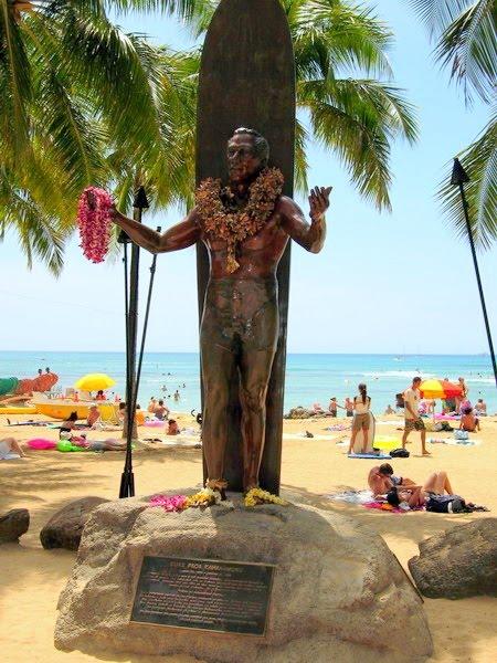 All Hawaii News: Improved Waikiki Beach greets Japanese