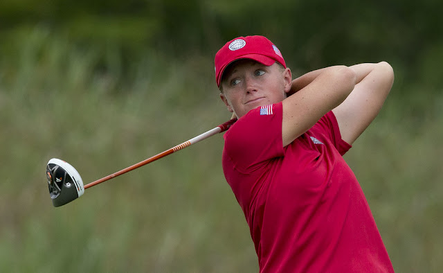 Stacy Lewis is on the list of winners of the NCAA womens golf championship