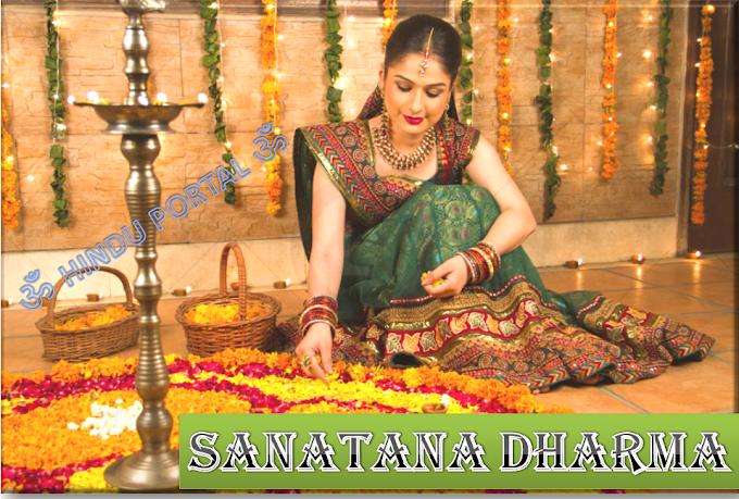 Sanātan Dharma in a Nutshell