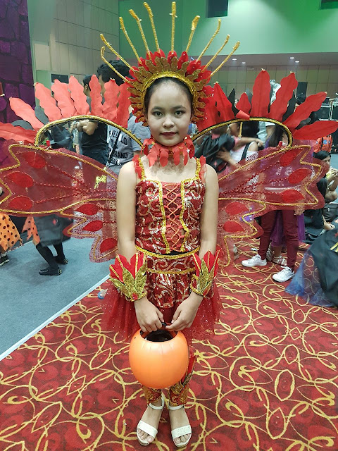 Halloween Costume For Kids In Cebu During McDonald's Family Fun Day