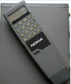 Nokia M-10 tahun 1988
