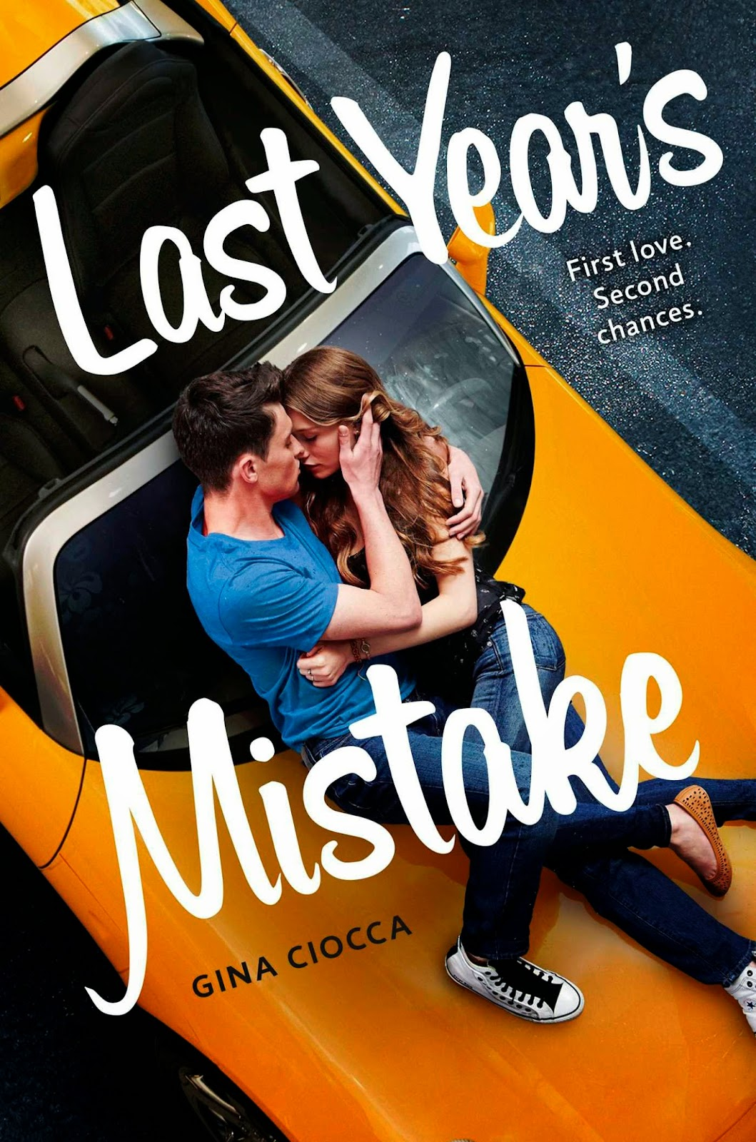 Last Year's Mistake by Gina Ciocca