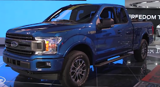 2018 Ford F-150 Special Edition