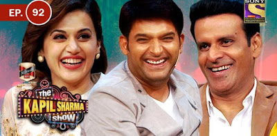 The Kapil Sharma Show Episode 92 25 March 2017 HDTV 480p 250mb
