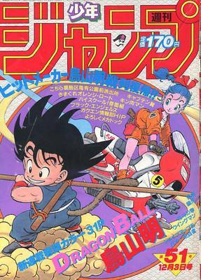 20 อันดับการ์ตูนที่ดีที่สุดตลอดกาล อันดับที่ 1 การ์ตูน ขวัญใจของนักอ่านชาวญี่ปุ่นตลอดกาลก็คือ : Dragonball โดย อ.โทริยาม่า อากิระ