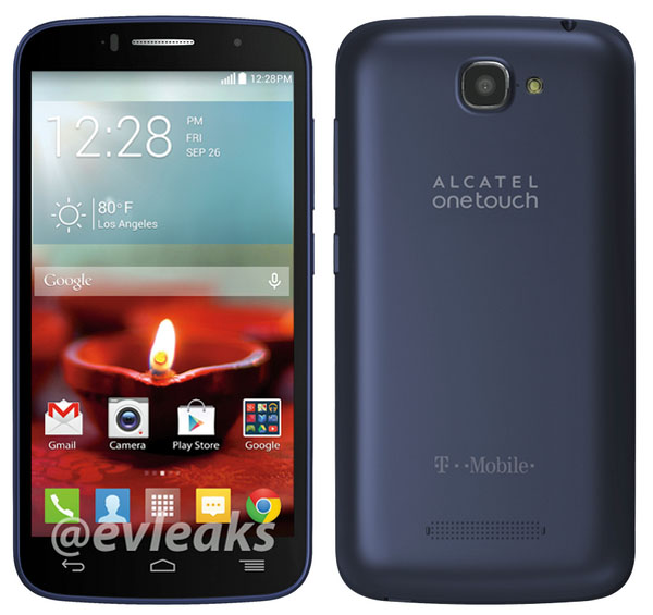 Alcatel Siapkan Dua Smartphone OneTouch Fierce 2 & Evolve 2?