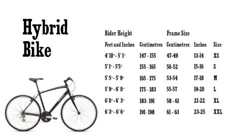 JMJ Cycles: Bike Sizing : Help Page
