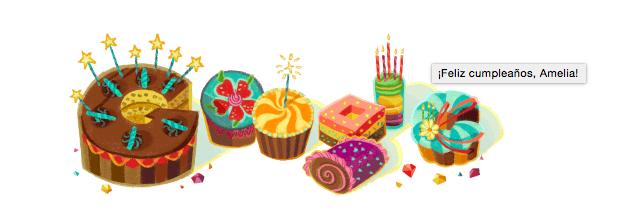 Mi Felicitación de Google
