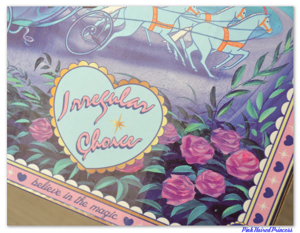irregular choice disney cinderella box ic heart