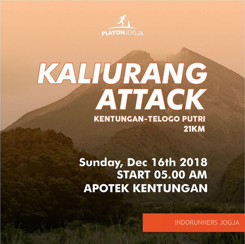 Kaliurang Attack • 2018