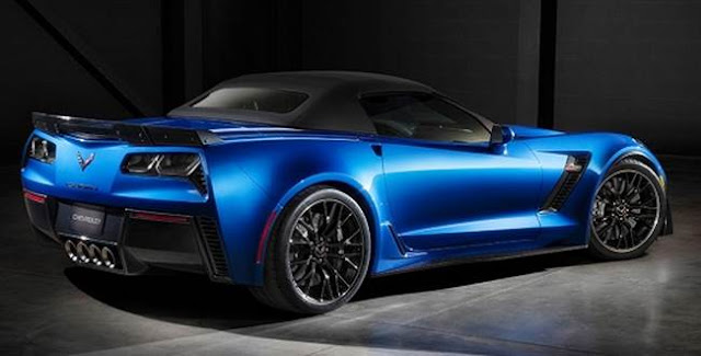 2018 Chevrolet Corvette Redesign