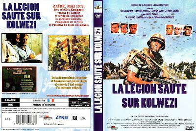 Carátula - Operación Leopardo - Raoul Coutard