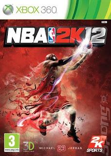 NBA 2K12 (X-BOX360)