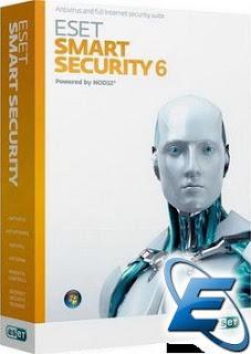 baixar capa Eset Smart Security 6 + Ativação (x86 e x64)