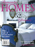 Romantic Homes, March 2012