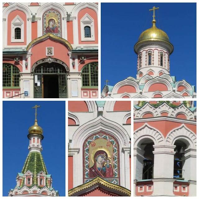 Catedral de Kasan - Moscovo