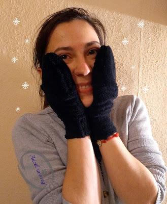 blog o szyciu - rękawiczki diy