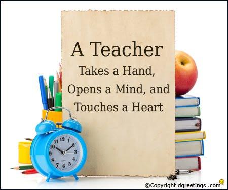Teacher's Day Information