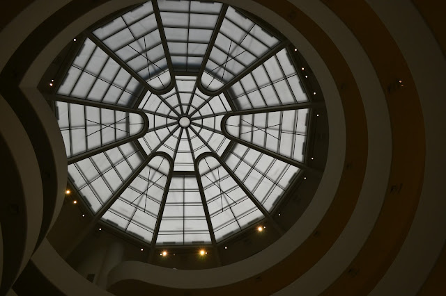 Музей Соломона Гуггенхайма, Нью-Йорк (Solomon R. Guggenheim Museum, NYC)