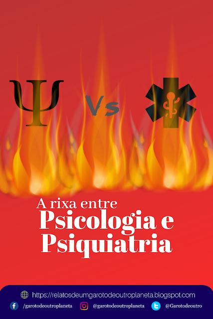 Psicologia X Psiquiatria: nessa guerra quem perde é o paciente (Opinião)