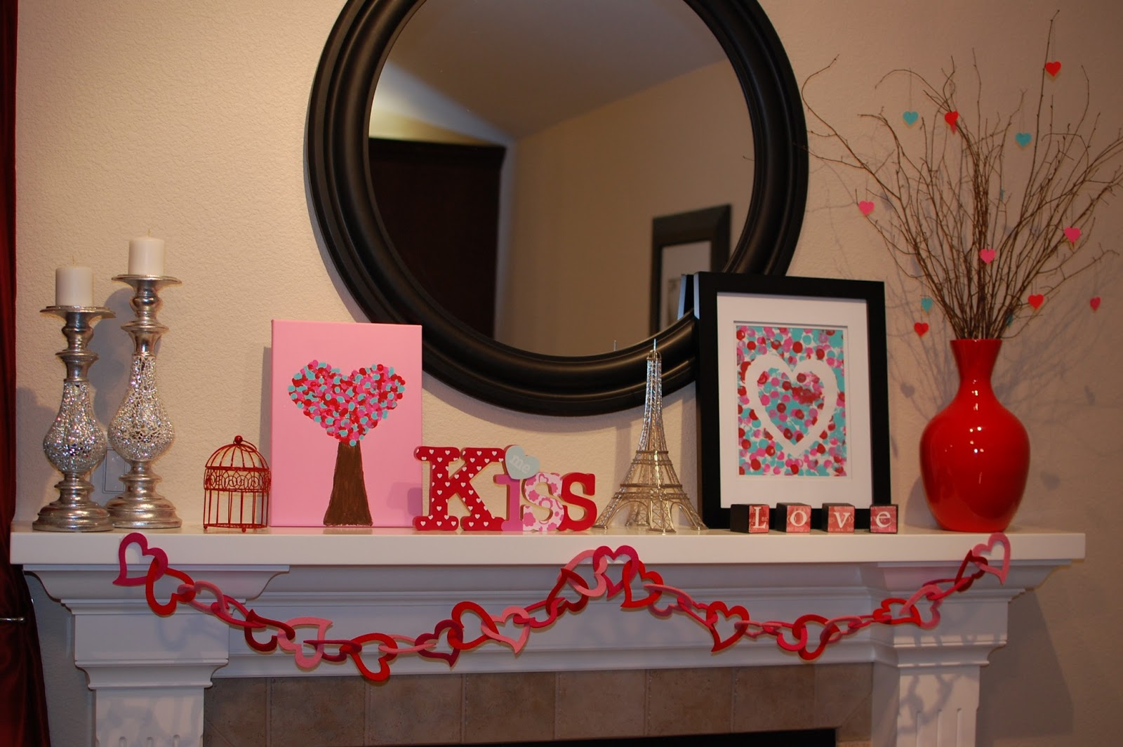 valentines day decor - Valentines Day Decor