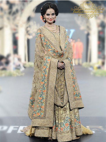 HSY Bridal Collection Style 2016 www.fashionwearstyle.com
