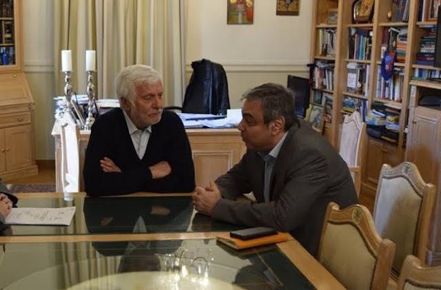 Δηλώσεις του Υπουργού Επικρατείας Χρ. Βερναρδάκη από την Τρίπολη για το Αναπτυξιακό Συνέδριο, τη Νοvartis και το Σκοπιανό (βίντεο)