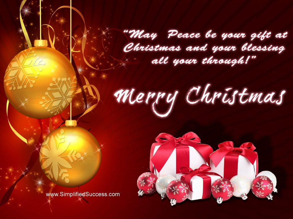 Merry Christmas 2013 - Lets Celebrate the Biggest ...