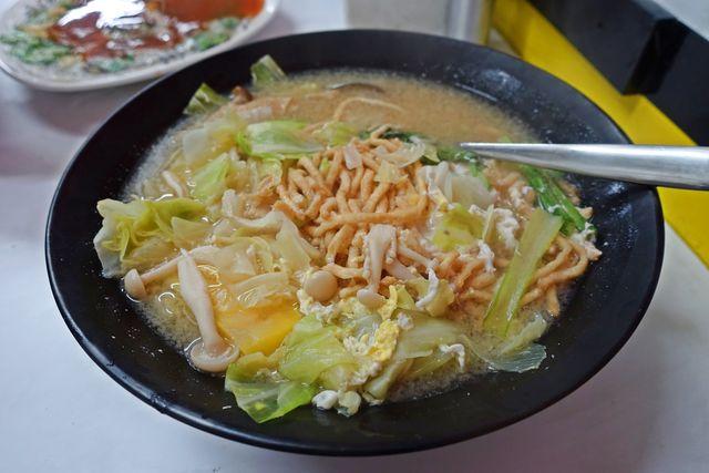 味噌鍋燒麵