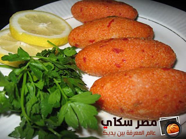 كفتة اللحم بالأرز بالطريقة المغربية وخطوات التحضير