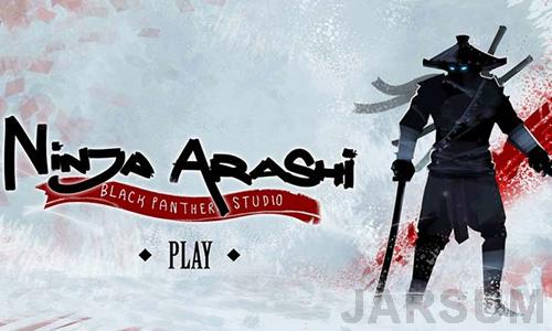 Game Offline Petualangan Terbaik di Android Secara Gratis - Ninja Arashi