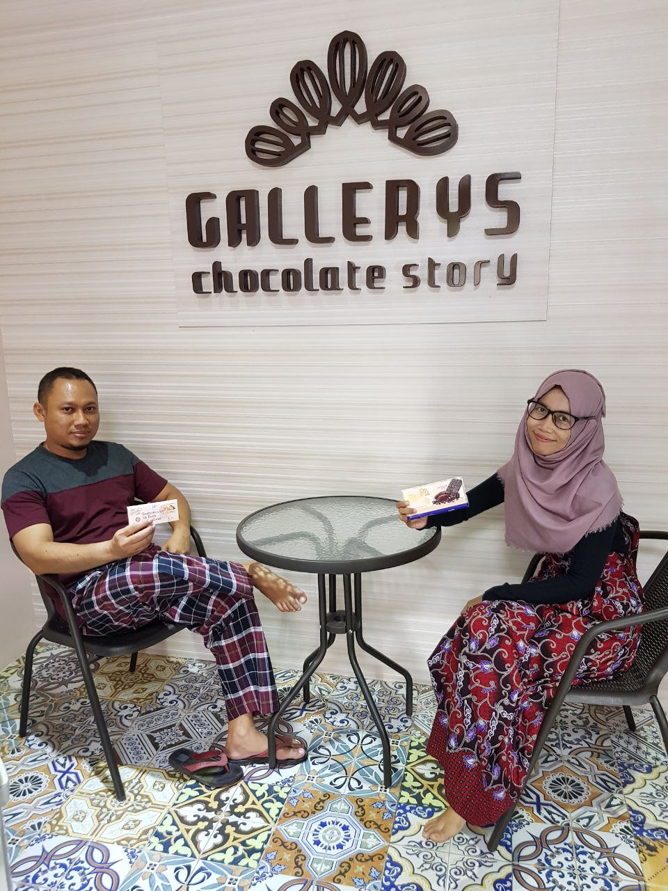 Wisata Edukasi Kampung Cokelat 'Gallerys Chocolate Story' di Kendal - BLOGGER KENDAL