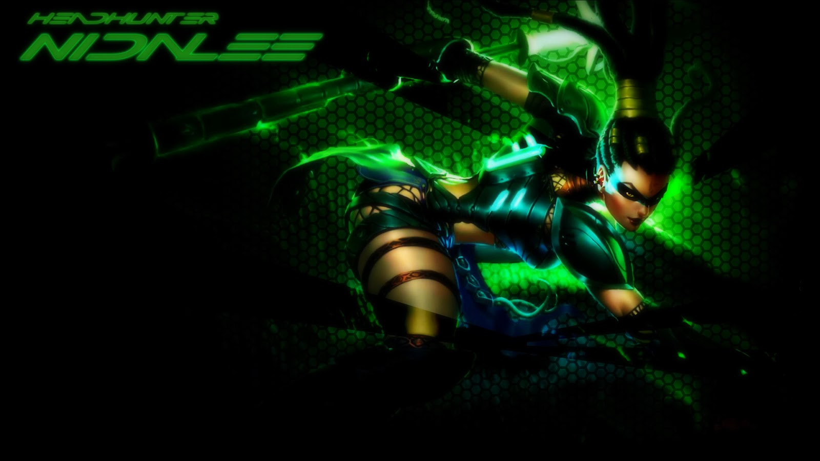 Nidalee League of Legends Wallpaper, Nidalee Desktop Wallpaper