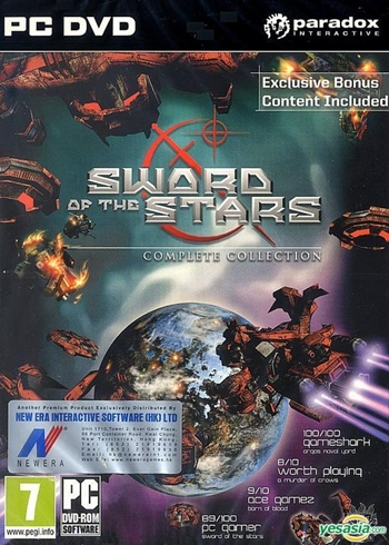 Sword of The Stars I Complete Collection PC Full