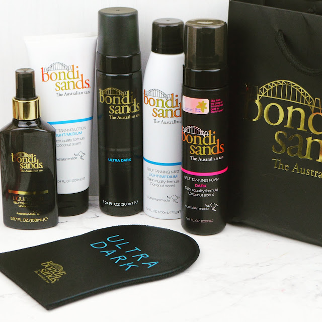 Lovelaughslipstick Blog - Bondi Sands Fake Tan Ultra Dark Self Tanning Foam Review