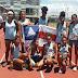 EM FORTALEZA: EAF conquista 05 das 06 medalhas da Bahia no Troféu Norte Nordeste SUB 16