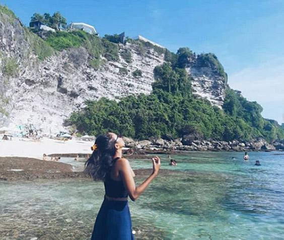 Pantai Suluban Ulu Watu Bali