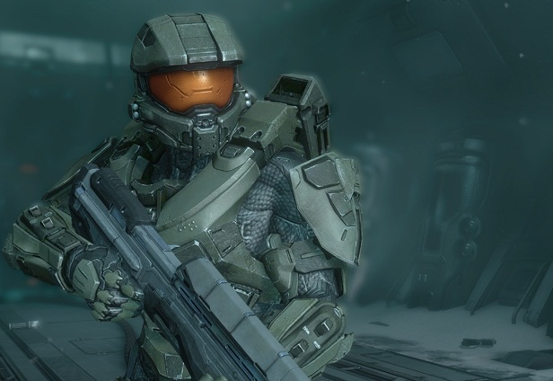 Halo 4 Mater Cheif