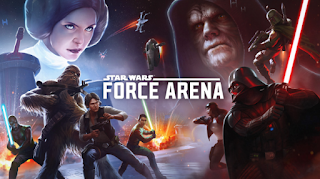 Star Wars Force Arena Apk v1.3.19 Mod Unlocked Terbaru