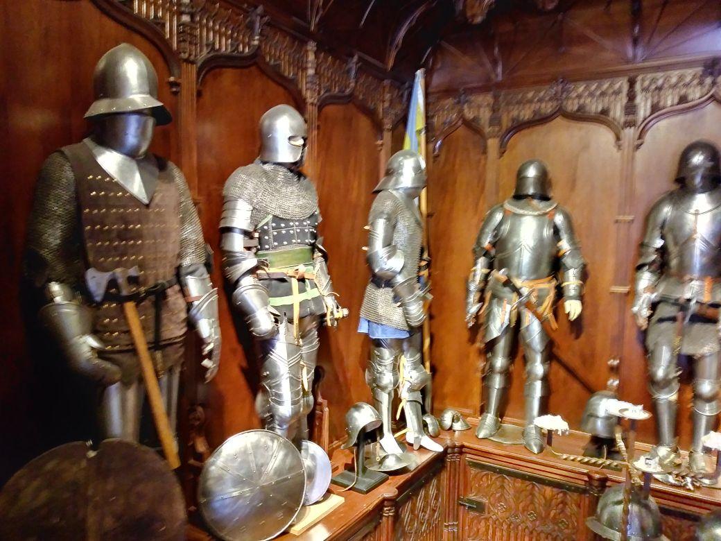 Hermandad Del Grifo Como Hacer Una Armadura Medieval Parte I
