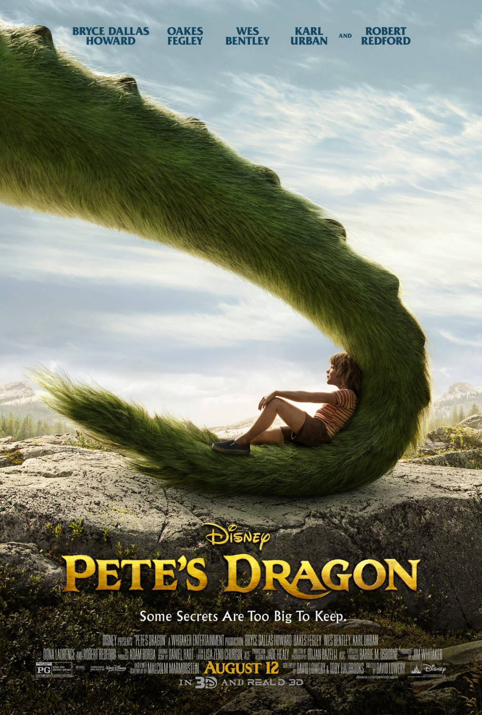 Nonton Film Pete's Dragon (2016)