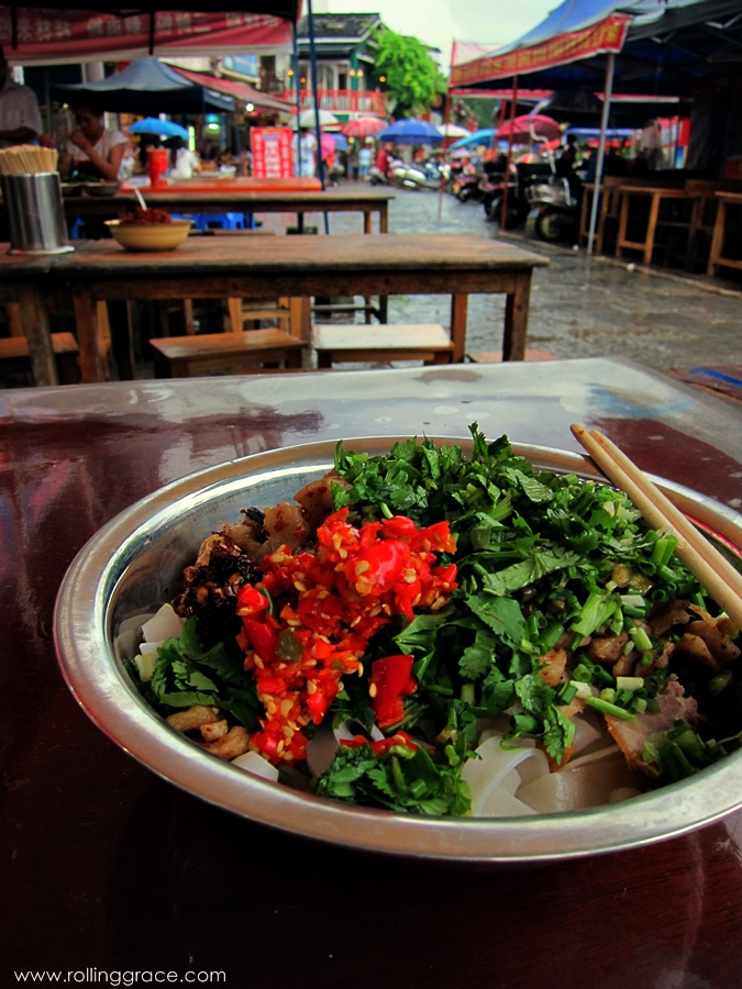 Guilin Rice Noodles